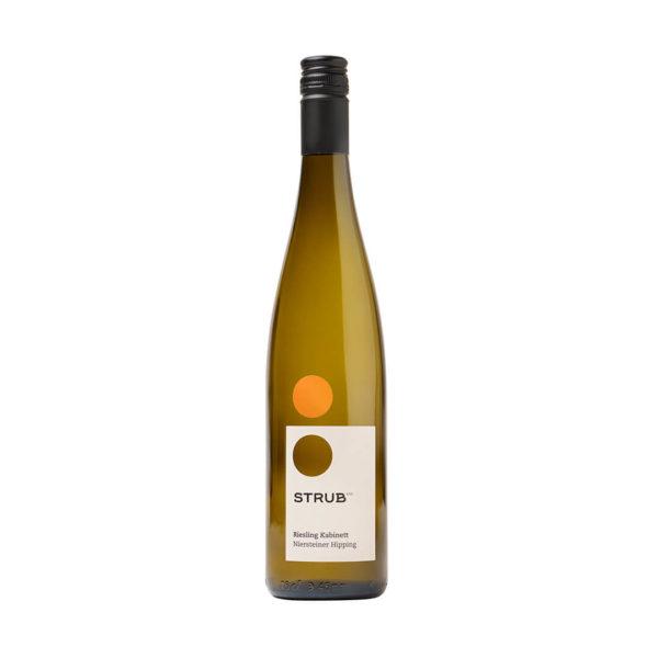 Riesling Kabinett Niersteiner Hipping   Weingut J. & H. A. Strub – Wein aus Nierstein am Rhein