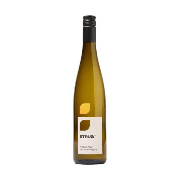 Riesling »Thal« Niersteiner Hipping   Weingut J. & H. A. Strub – Wein aus Nierstein am Rhein